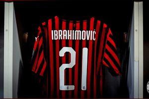 Tantangan Baru Zlatan Ibrahimovic, Taklukkan Nomor Terkutuk AC Milan