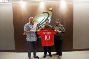 Anggota DPR RI Perjuangkan Nasib Semen Padang Agar Tetap Ikut Kompetisi Liga 2 2020