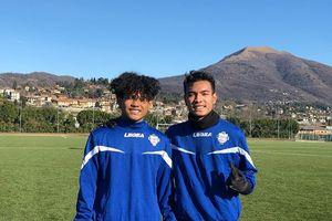 Dua Pemain Garuda Select Berlatih bersama Klub Italia