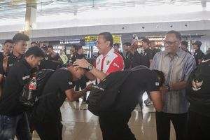 Harapan Ketua Umum kepada Timnas U-19 Indonesia yang Akan Jalani Pemusatan Latihan