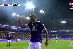 Eks Kiper Liverpool Ditimpuk Flare, Kompany Marahi Fan Anderlecht