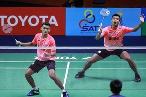 Denmark Open 2021- Bibit Unggul Ganda Putra China Dilibas Indonesia, Greysia/Apri Dipersulit  Wakil Malaysia
