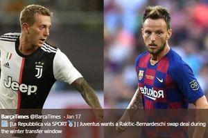 Ngebet Pemain Juventus, Barcelona Sampai Siap Melego Dua Pemain