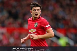 Main Buruk Lawan Burnley, Maguire Didamprat Legenda Man United