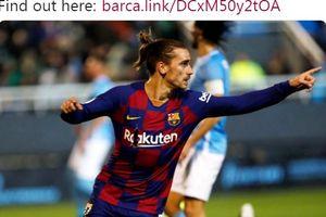 Griezmann Ramal Masa Depan Coutinho di Barcelona Via Nomor Punggung