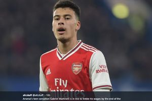 Hindari Kejaran Real Madrid, Arsenal Bakal Naikkan Gaji Bocah Ajaib