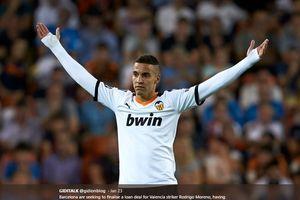 Menyerah, Barcelona Batal Rekrut Mesin Gol Valencia