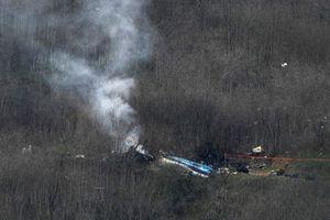 VIDEO - Detik-detik Jatuhnya Helikopter yang Menewaskan Kobe Bryant