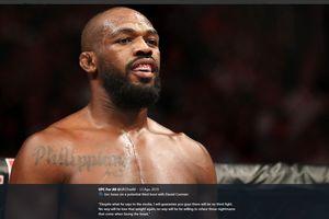 'Suatu Saat Nanti, Jon Jones Akan Menuju Divisi Kelas Berat UFC'