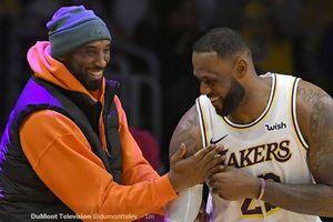 Cuitan Terakhir Kobe Bryant, Berikan Selamat untuk LeBron James