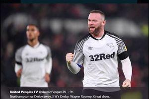 Reaksi Fan: Ya Tuhan, Semoga Wayne Rooney Jumpa Manchester United di Piala FA