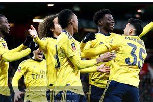 Hasil Piala FA, Arsenal Lolos Berkat Gol dan Assist Winger 18 Tahun