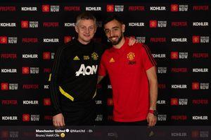Sikap Ole Gunnar Solkjaer yang Mendorong Bruno Fernandes Putuskan Gabung Manchester United