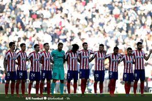 Tak Sekaya Sang Rival Real Madrid, Atletico Madrid  Pangkas Gaji Pemain 70 Persen