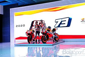 Presiden HRC Ungkap Alasan Repsol Honda Pindahkan Alex Marquez