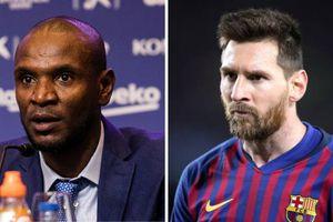 Lionel Messi Kembali Kritik Abidal, Konflik di Barcelona Makin Panas?