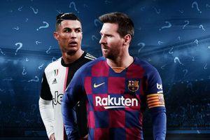 Tak Terkejut dengan Performa Cristiano Ronaldo di Juventus, Lionel Messi Berani Sebut Rivalnya Seperti Ini