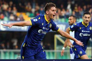 Wonderkid Hellas Verona yang Diburu Inter Milan Akui Mengidolakan Chiellini