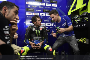 Bak Perkawinan Gagal, Inilah Hal yang Bikin Valentino Rossi Kesulitan di Ducati