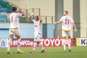 Gol Yakob Sayuri ke Gawang Shan United Masuk Nominasi Gol Terbaik AFC