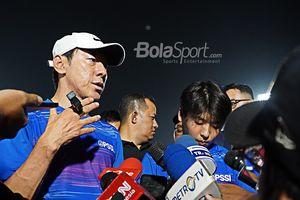 Asisten Pelatih Timnas Indonesia Positif Virus Corona Tanpa Gejala