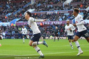 Son Heung-Min Catatkan Rekor Spesial dalam Kemenangan Tottenham Hotspurs Atas Aston Villa