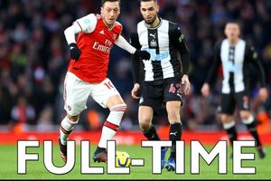 Menang Telak Atas Newcastele United, Arsenal Mulai Kembali ke Jalan Kemenangan