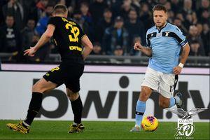 Hasil Liga Italia - Immobile Pimpin Comeback Lazio Kalahkan Inter Milan