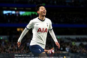 BREAKING NEWS - Cedera, Son Heung-min Absen Perkuat Tottenham Hotspur