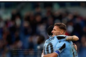 Link Live Streaming Lazio Vs AC Milan Liga Italia Serie A Pekan ke-30