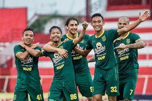 Persebaya Surabaya Sikat Arema FC, Aji Santoso Sempat Marah ke Pemain