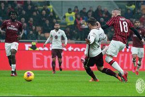 Fakta-Fakta Menarik Dalam Laga yang Mempertemukan AC Milan dan Torino Semalam
