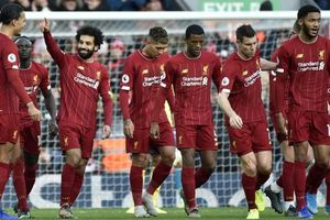 Live Streaming Liverpool Vs West Ham Liga Inggris - Ambisi Samai Rekor Man City!