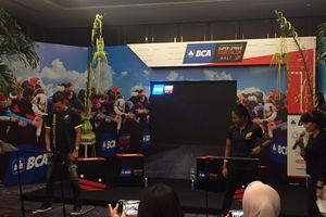 Bali Jadi Lokasi Pertama dari 5 Kualifikasi Super League Triathlon 2020