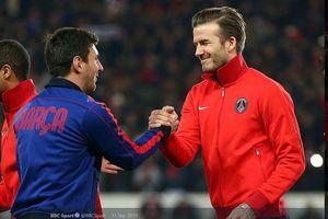 Lionel Messi Tetap Menjadi Target Klub Milik David Beckham