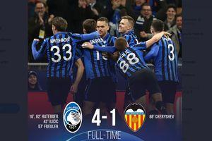 3 Fakta  Atalanta vs Valencia, Catatan Impresif Hans Hateboer hingga La Dea yang Sukses Samai Capaian Inter Milan
