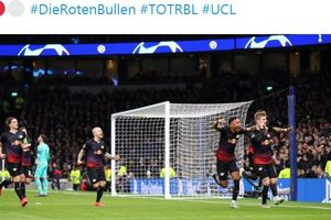 3 Fakta Tottenham Hotspur Vs RB Leipzig - Gol Semata Wayang Timo Werner hingga Catatan Emas Nagelsmann