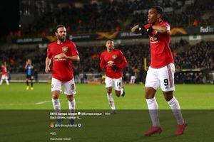 Hasil Lengkap Liga Europa - Manchester United Tertahan hingga Rekor Langka Penyerang Wolverhampton Wanderers