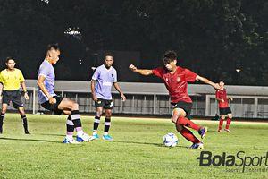 Tundukkan Timnas Indonesia Jadi Modal Bagus Persita Arungi Liga 1 2020