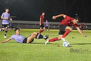 TERPOPULER OLE - Penyebab Kekalahan Timnas Indonesia, Komentar Shin Tae-yong, hingga Transfer Kejutan Liga 1 2020