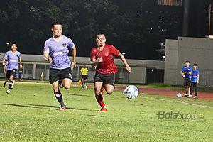 Kemenangan atas Timnas Indonesia Jadi Modal Bagus bagi Persita Jelang Liga 1