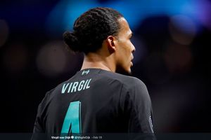 Bek Liverpool Virgil van Dijk Sebut Pemain yang Dianggap sebagai Lawan Terberatnya