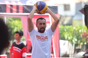 Pelatih Timnas 3x3 Beri Coaching Clinic pada Turnamen Mainbasket Bareng KFC