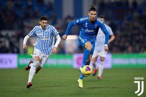 Hasil Liga Italia - Gol Cristiano Ronaldo Bawa Juventus Jauhi 2 Pesaing dan Dekati Puncak Top Scorer