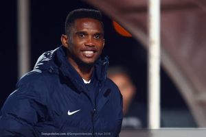 Eto'o Yakin Antonio Conte Bisa Bawa Inter Juarai Liga Italia Musim Ini