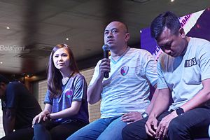 Presiden Klub Persita Tangerang Ungkap Target di Liga 1 2020