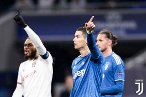 Berita Populer - Keoknya Juventus hingga Penyesalan Ronaldo Sundul Bola dengan Bahu