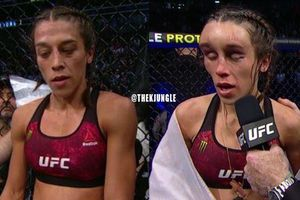 Petarung UFC Tolak Duel yang Buat Kepala Penyok Masuk Nominasi Fight of The Year