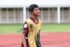 Berpamitan dengan PSM Makassar, Firza Andika Ucapkan Banyak Terima Kasih