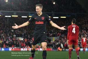 Jadi Pahlawan di Markas Liverpool, Gelandang Atletico Madrid Ini Namai Anjingnya dengan Sebutan Anfield